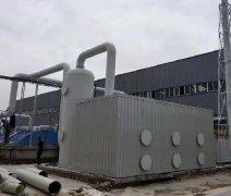 常用的污水站废气除臭技术